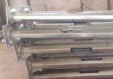 Sản xuất cột đèn